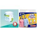 Diapers and Sanitary Napkins