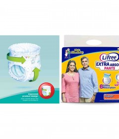 Diapers and Sanitary Napkins
