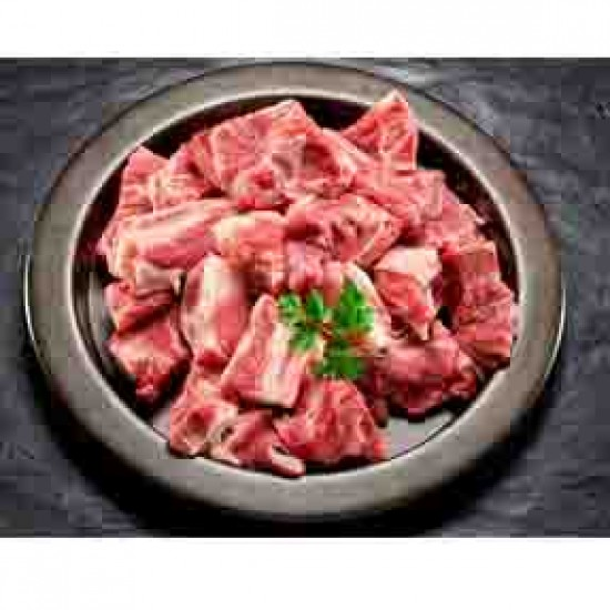 Beef curry cut with bone (Halal)