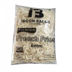 Iscon Balaji French Fries 6mm
