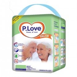 P Love Adult Diapers
