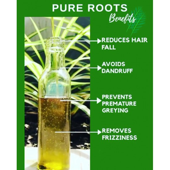 Coco Roots Hair oil
