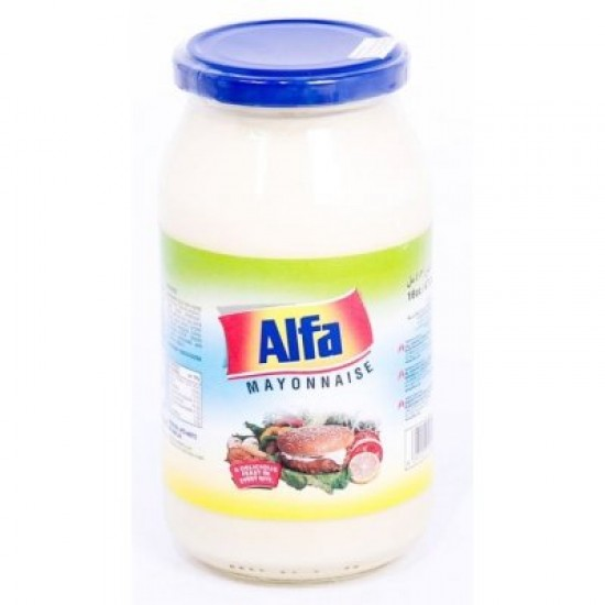 Alfa Mayonnaise