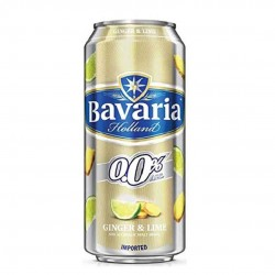 Bavaria Ginger and Lime