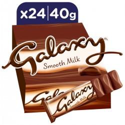 Galaxy Smooth Milk Chocolate Bar