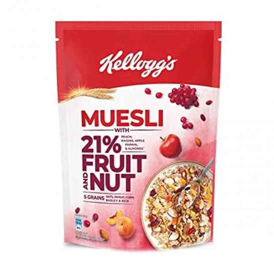 Kellogs Muesli Fruit & Nut