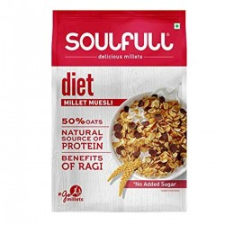 Soulfull Diet Millet Muesli
