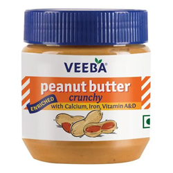 Veeba Peanut Butter Crunchy