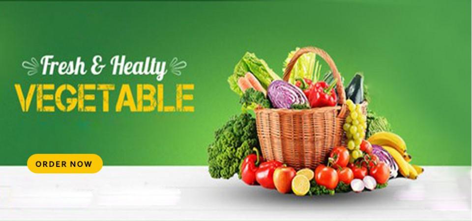 Fresh Vegetable Online Delivery