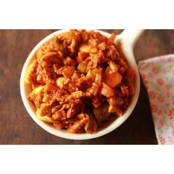 Dates and Yam Pickle Mix