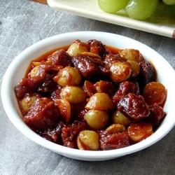 Dates Cherry Grape Pickle Mix